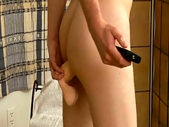 Twink records himself jacking retire from