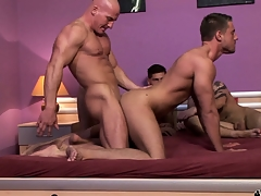 Breeding Party Dimension to gets underway as dirty fuckers begin sex play