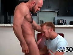 Bears are gorgeous in hot blowjob video