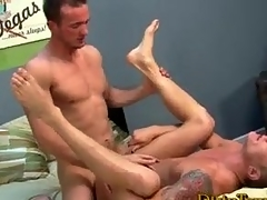 Hot Aurous Muscle Studs Fucking