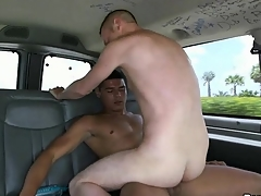 Youthful dude lured into having mind-blowing gay sex