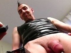 Adult Straight Guy Marc Masturbating