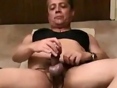 girlsy whips cock and balls tied up cums